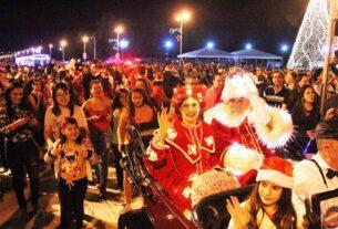 Desfile de Natal - Mogi das Cruzes