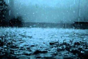 Pancada de chuva