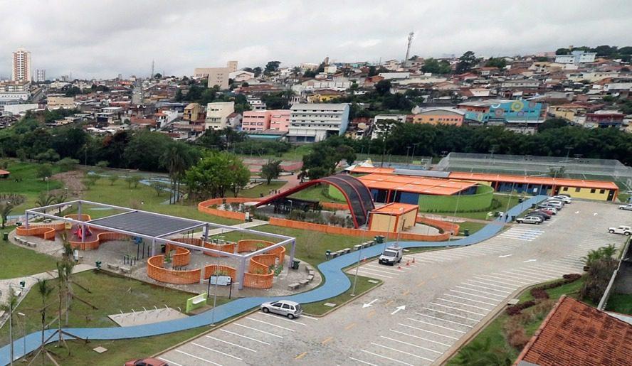 Parque da Cidade - Mogi das Cruzes