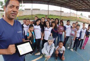 Professor de Suzano recebe prêmio