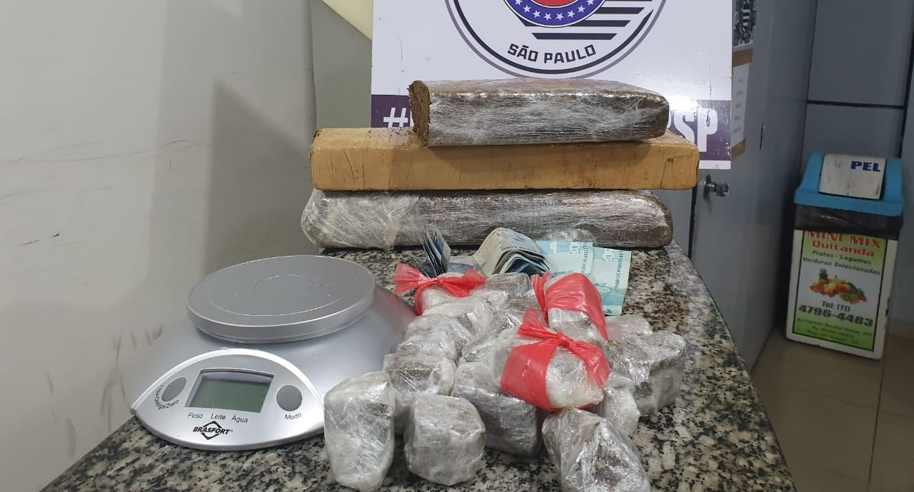 Tráfico de drogas na Vila Suíssa - Mogi das Cruzes