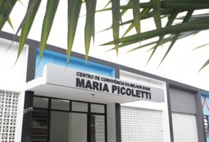 Centro de Convivência da Melhor Idade Maria Picoletti (CCMI), em Suzano