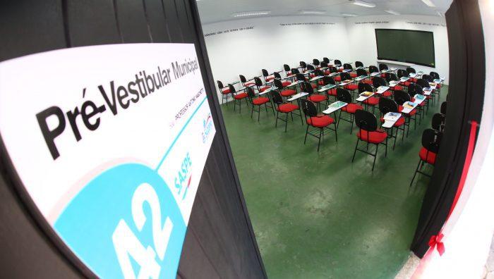 Curso Pré-vestibular gratuito - Suzano