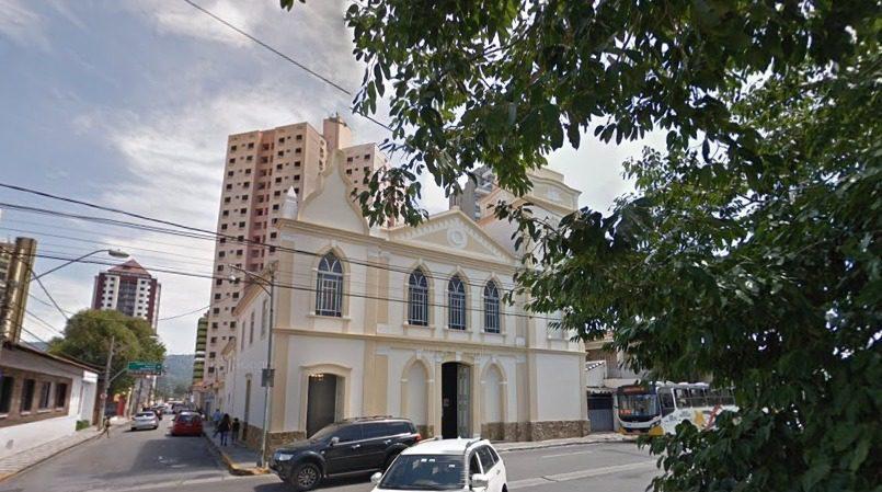 Igreja de São Benedito - Mogi das Cruzes