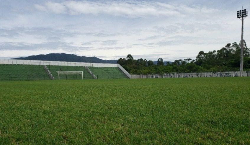 Estádio Nogueirão - Mogi das Cruzes