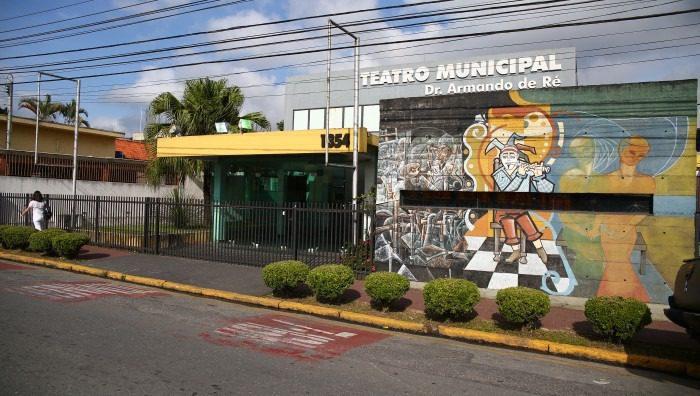 Teatro Municipal Dr. Armando Ré - Suzano