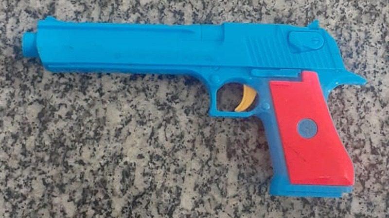 Arma de brinquedo