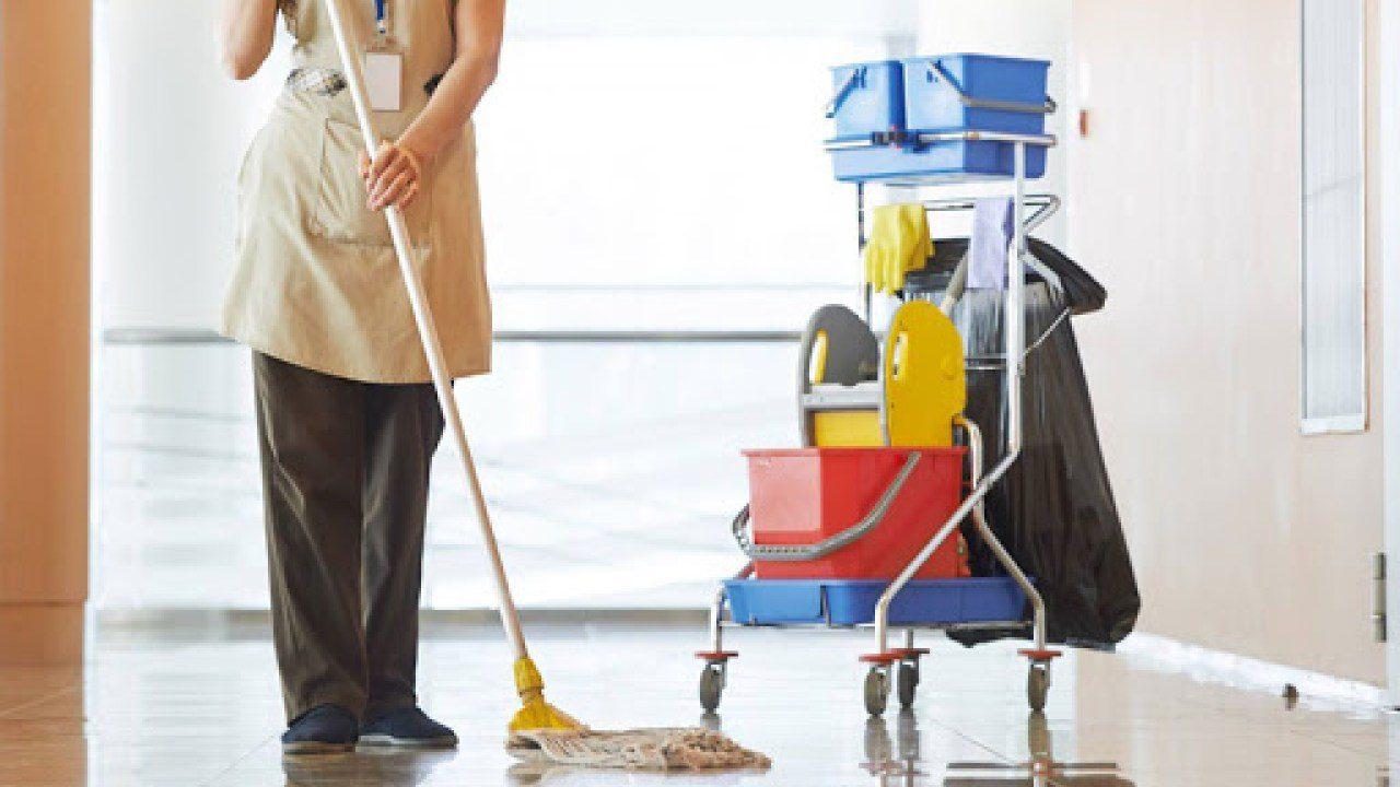 Vagas para auxiliar de limpeza