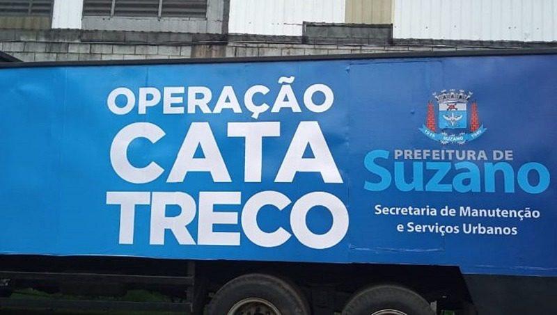 Cata-treco - Suzano