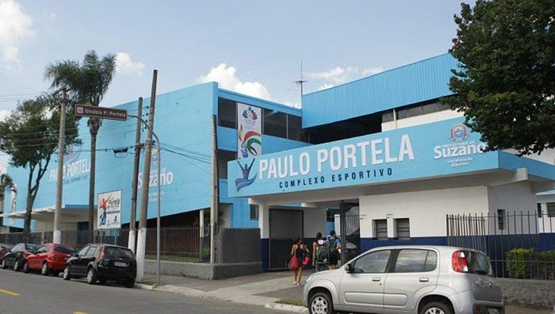 Complexo esportivo Paulo Portella - Suzano