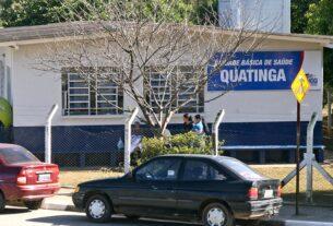 Posto de saúde - Quatinga