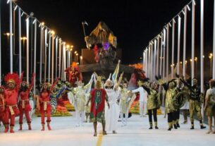 Vila Industrial - Desfile Carnaval Mogi das Cruzes 2020