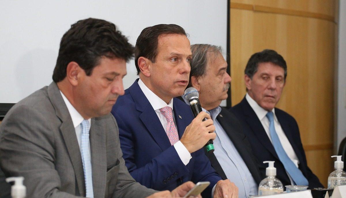 João Doria - Saúde SP