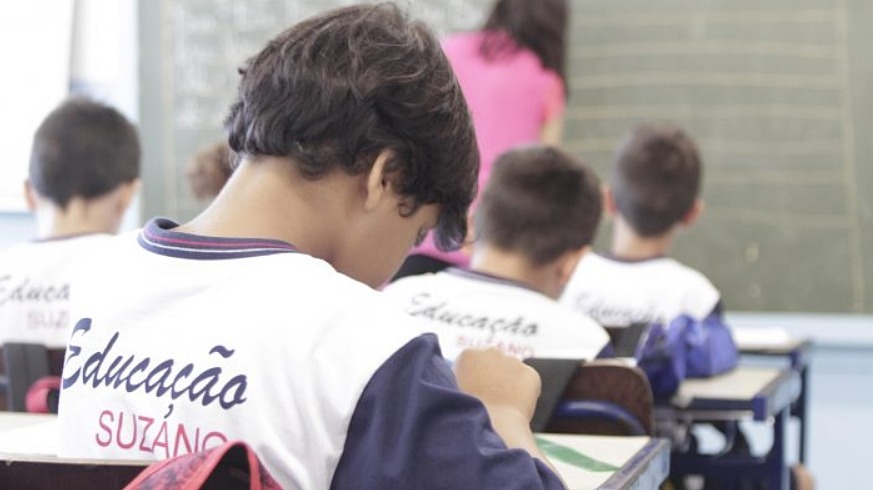 Alunos Escolas Municipais Suzano - Educação