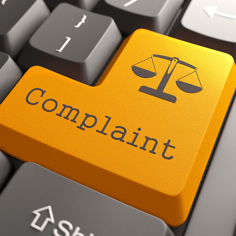 Click to file a complaint online.