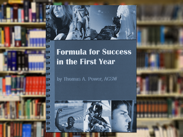 Formula for Success in the First Year