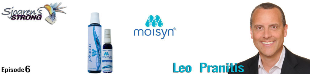Moisyn, A talk about Dry Mouth Treatment