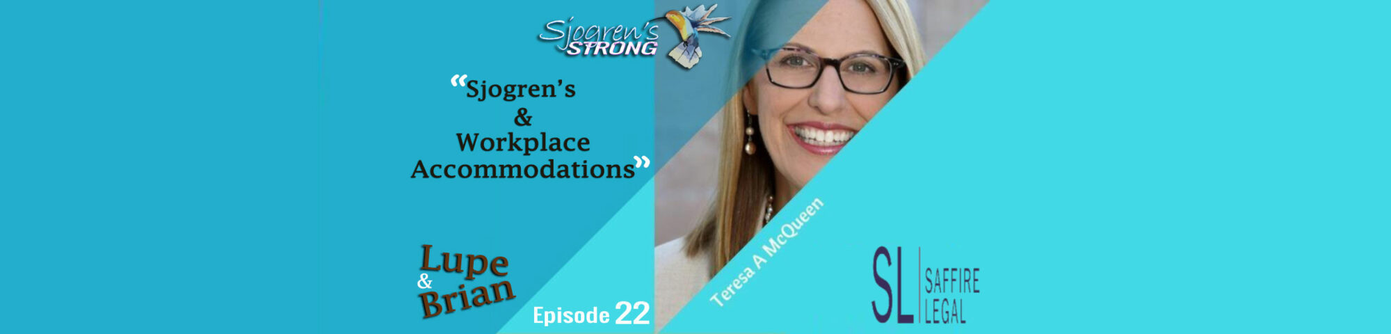 Sjogren's and Workplace Accommodations