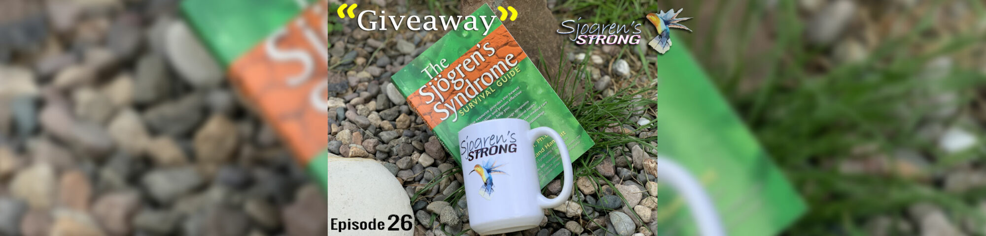 Sjogren's Syndrome Awareness Month Giveaway