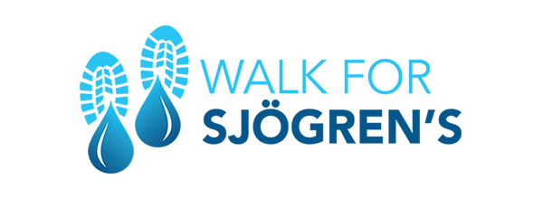 Walk for Sjogren's Logo