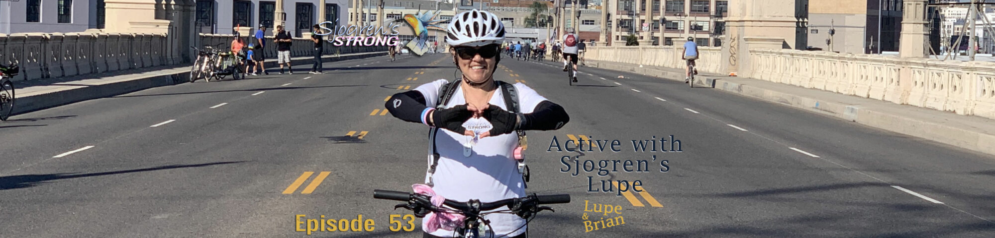 Active with Sjogren's, Lupe