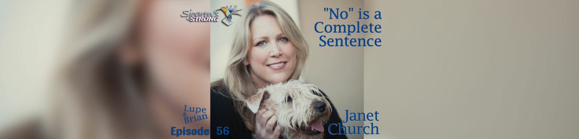 "Janet Church, ""No"" is a Complete Sentence"