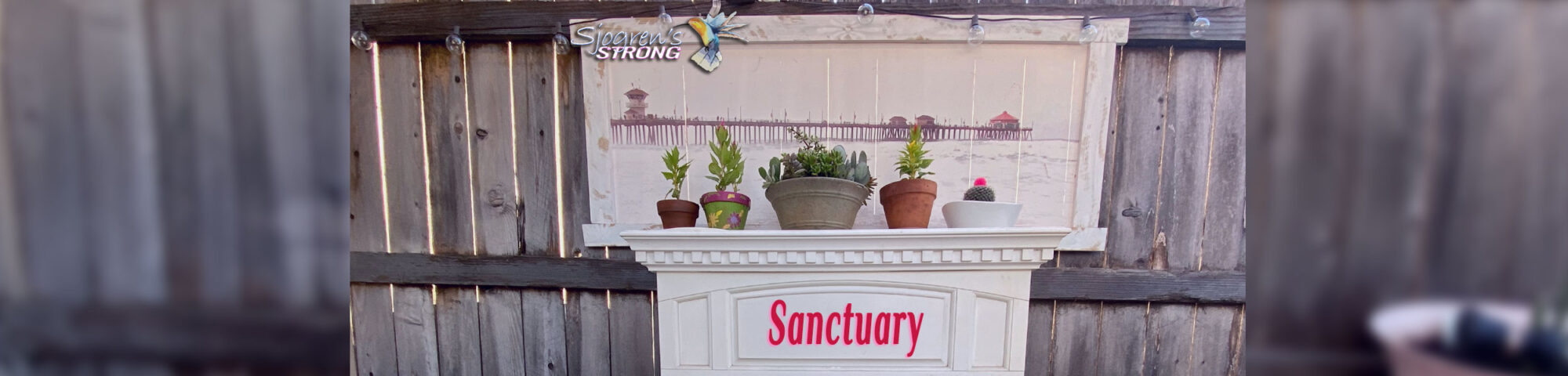 Sanctuary: : A Place of Refuge and Protection