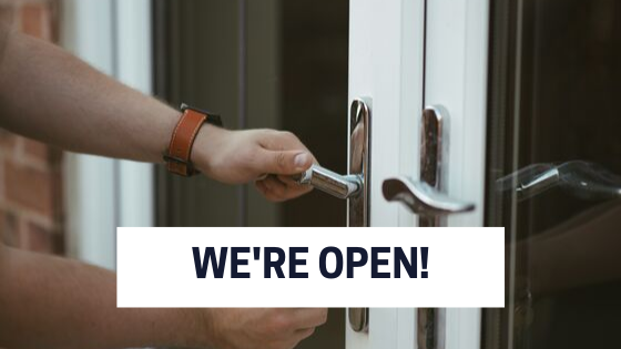 We're Open – Meet Lafayette's newest coworking space