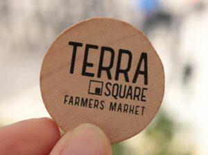 Vibe Aroma & Twin Flame Lavender Farm Terra Square Farmer's Market Hudsonville