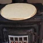 Thin Crust Pizza Stone Wood Burning Stove