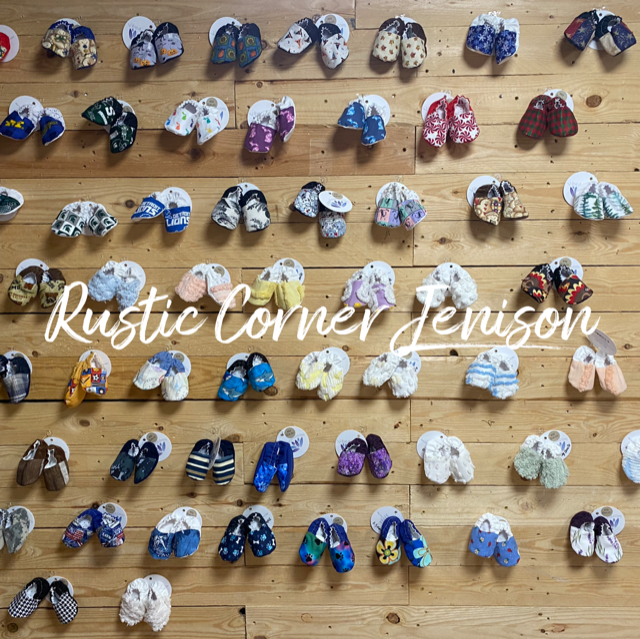 Made in Michigan Baby Shoes
