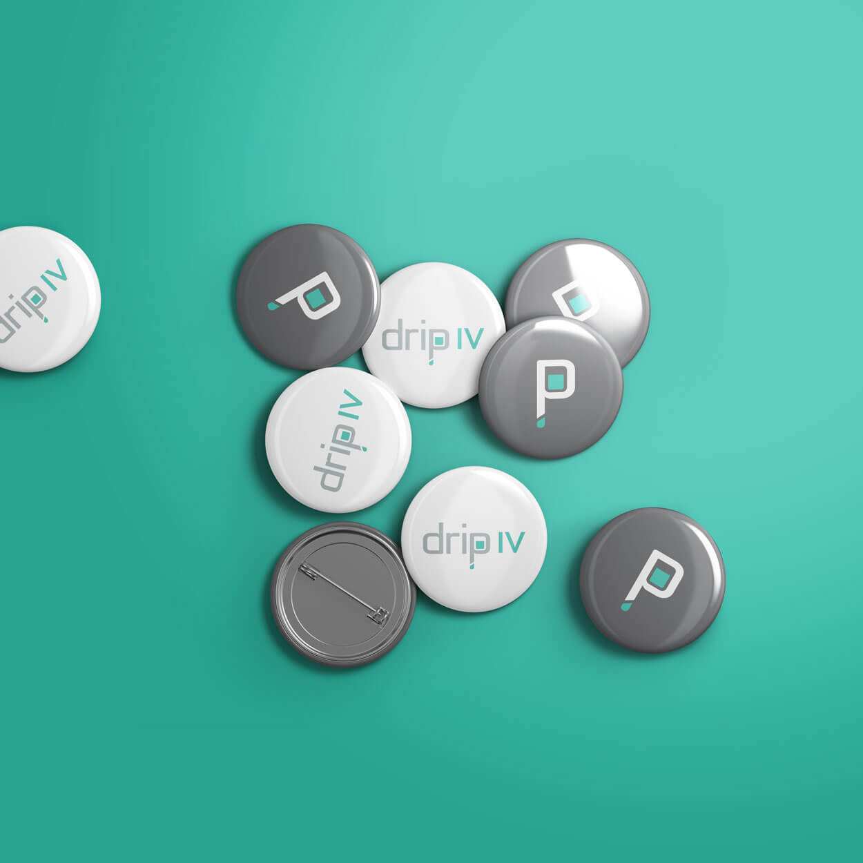 Drip IV Therapy Pins