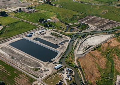 Dixie Drain Phosphorus Removal Facility