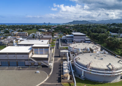 Kaneohe-Kailua Regional Wastewater Treatment Plant, Facilities Plan, Tunnel Influent Pump Station (TIPS)