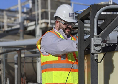 City of Memphis Industrial Discharge Smart Sensor Monitoring