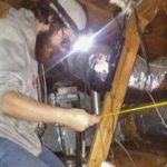 Attic Wire Damage Repair in Grapevine, Tx