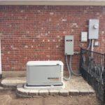 Backup Generator Install in Grand Prairie, Tx