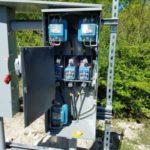 New Panel Service Install in Dallas, Tx   Dallas Zoo
