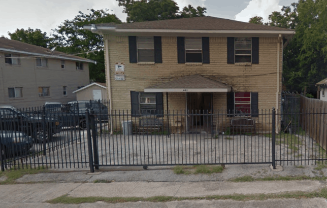 Houston Rooming House