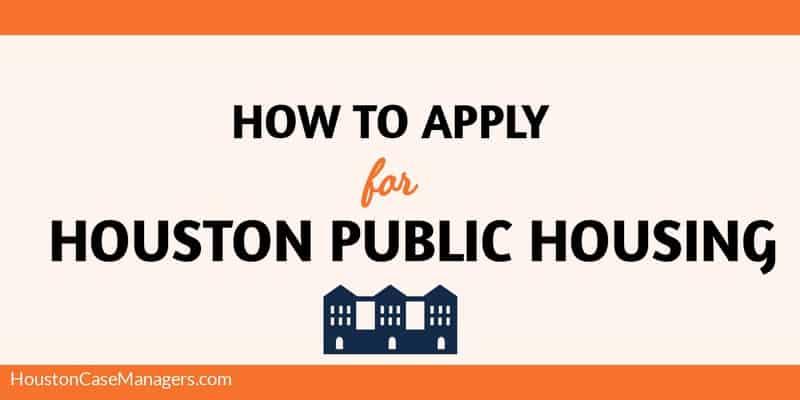 Houston public housing