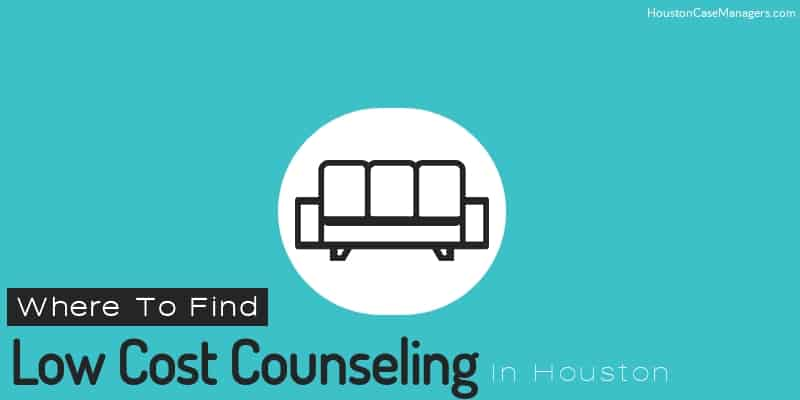 low cost counseling in houston