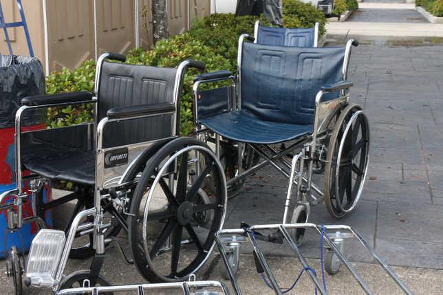 Free medical equipment in houston
