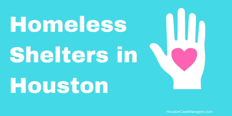 homeless shelters in houston