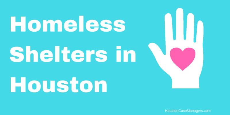 homeless shelters in houston