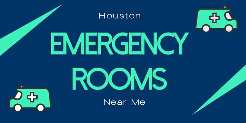 houston emergency rooms near me