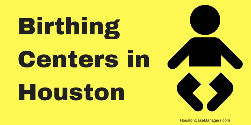 Birthing Centers In Houston