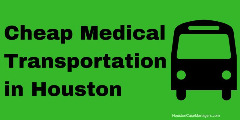 Medical Transportation in Houston