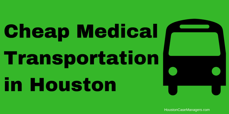 Medical Transportation in Houston