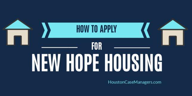 new hope housing