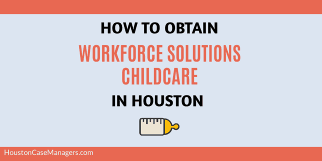 WORKFORCE SOLUTIONS CHILD CARE